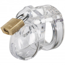 CB-X Mini Me Clear Chastity Device 3.18 cm Product picture 1