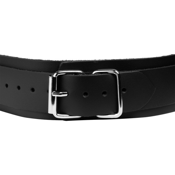 Spartacus Collar with Nipple Clamps Black product image 2