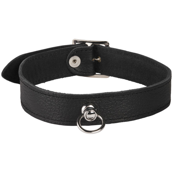 Rimba Leather Collar with O-Ring product image 1