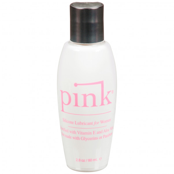 Pink Silicone Lubricant 80 ml  1