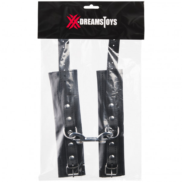 SToys Wrist Cuffs Leather Narrow product packaging image 90
