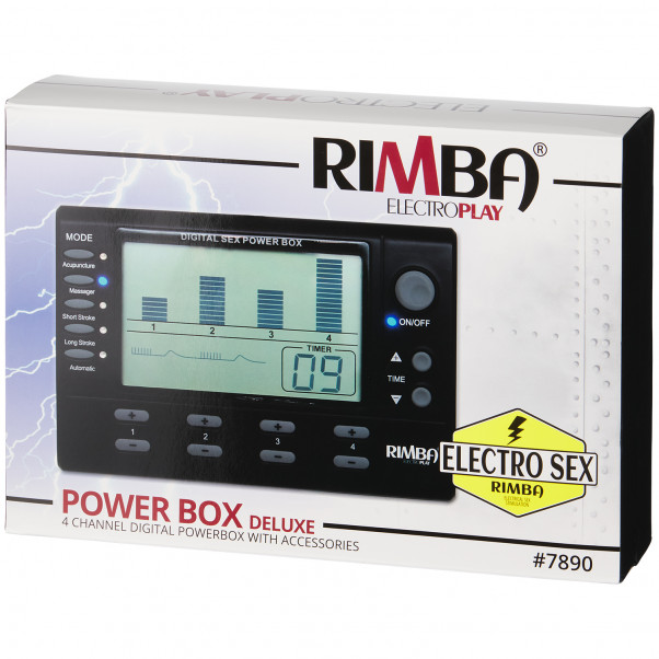 Rimba Digital Electrosex Box 4 Channels product packaging image 90