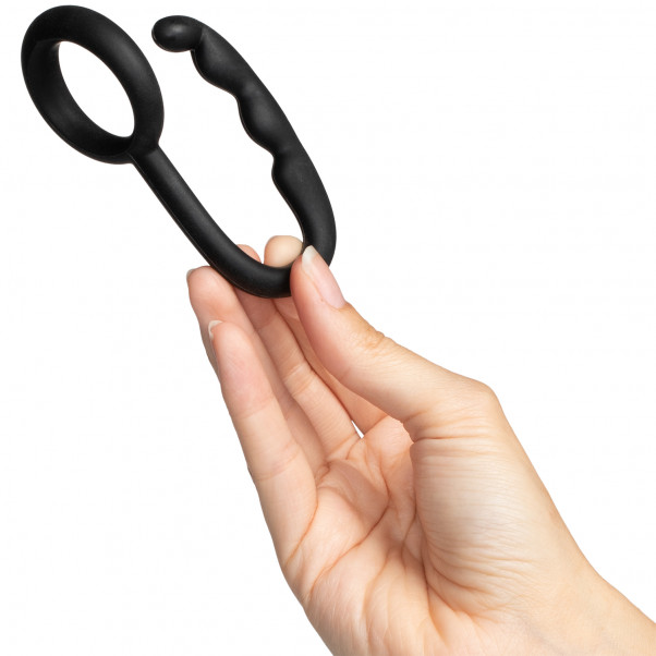 Mr Hook Cock Ring with Stimulation Hook  5