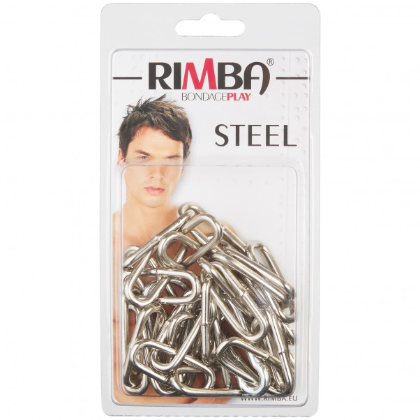 Rimba Metal Chain with Snap Hook 100 cm product packaging image 90