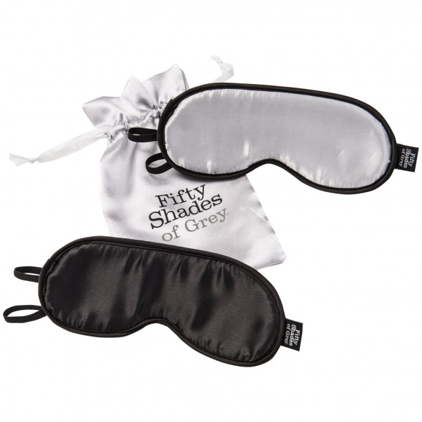 Fifty Shades of Grey Double Blindfold Set  2