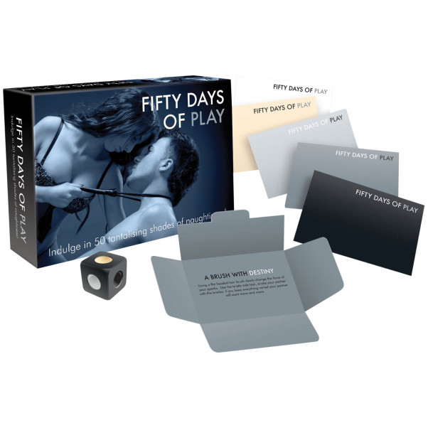 Fifty Days Of Play Erotic Card Game  2