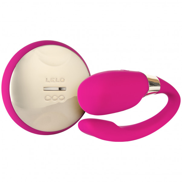 LELO Tiani 3 Remote Control Couples Vibrator product packaging image 3