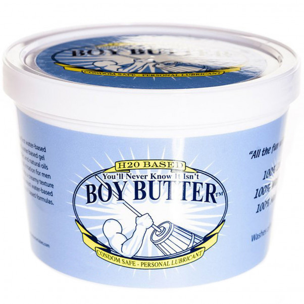 Boy Butter H2O Water Based Lubricant 118 ml  1