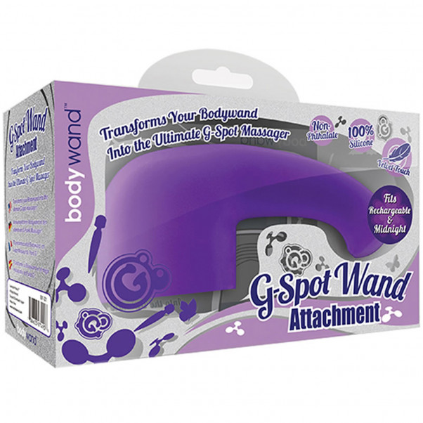 Bodywand Recharge G-Spot Attachment for Magic Wand  4