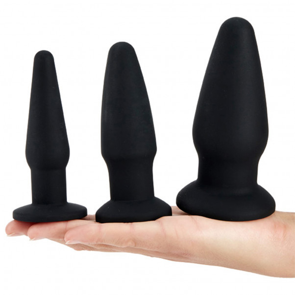 Sinful Anal Training Set Silicone  4