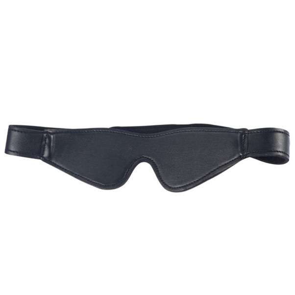 Max Passion Leather Blindfold