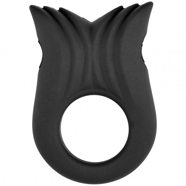 Silicone Cock Ring with Bullet Vibrator  3
