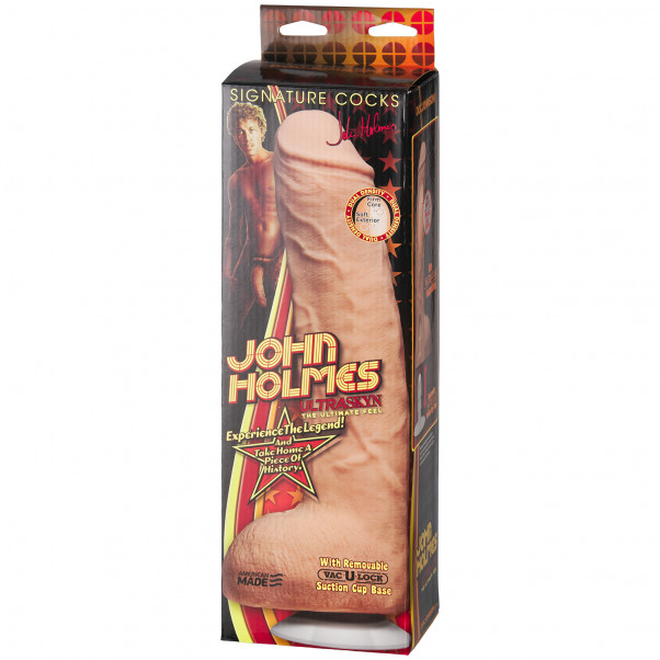 John Holmes Realistic Dildo product packaging image 90