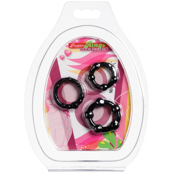 Max Passion Power Rings Cock Rings  100