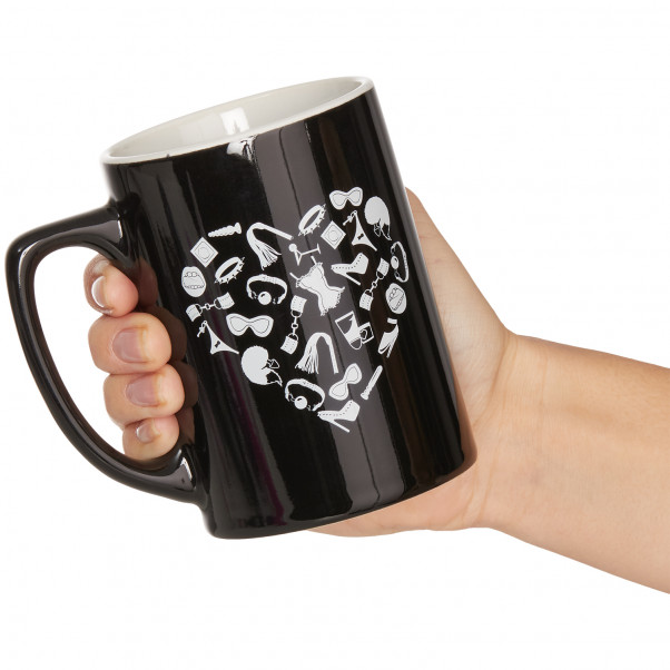 Sinful Mug product held in hand 51