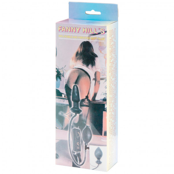 Fanny Hill Butt Plug Inflatable With Vibrations  4