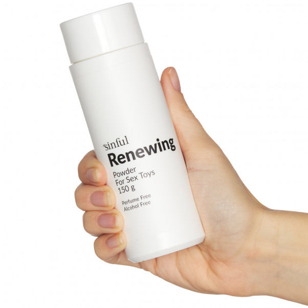 Sinful Renewing Powder for Realistic Sex Toys 150 g  50