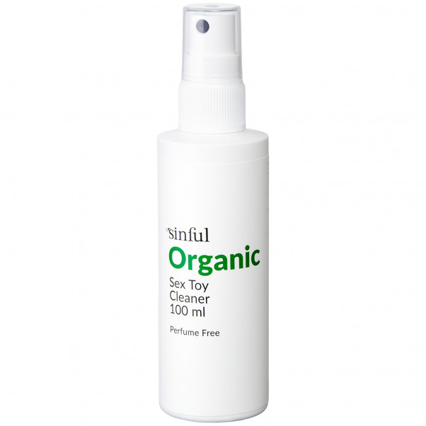 Sinful Organic Sex Toy Cleaner 100 ml product image 1